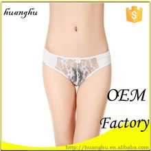 Top Quality colorful manufacturer 2015 shiny lady panty underwear for fat women