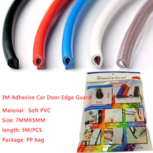 Car decoration Exterior Accessories, Car Door Edge guard trim