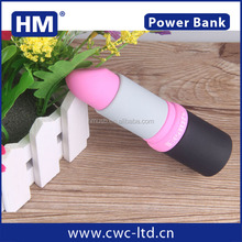 high quality kabo 2600mah mini perfume power bank made in China