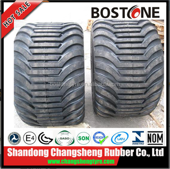 High Performance high floatation tyres 650/50-22.5 Manufacturer