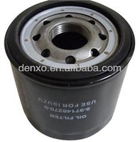 8-97148270-0 Isuzu Oil Filter for Truck