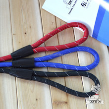 wholesale nylon dog leash hot selling dog collar and leash