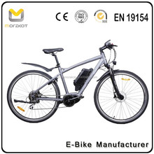 New Design 36V250w Sprint Electric City bike LCD Display Lithium Battery7 Speed Electric Mountain/Road E-Bicycle