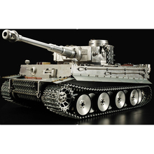2017 new toys 2.4G RC Heng Long Tank large tank 1:6 scale Full Metal Tank German Tiger I Heavy