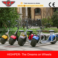 800W Brushless Adult Electric Motorbike, Electric Harley, Electric Chopper