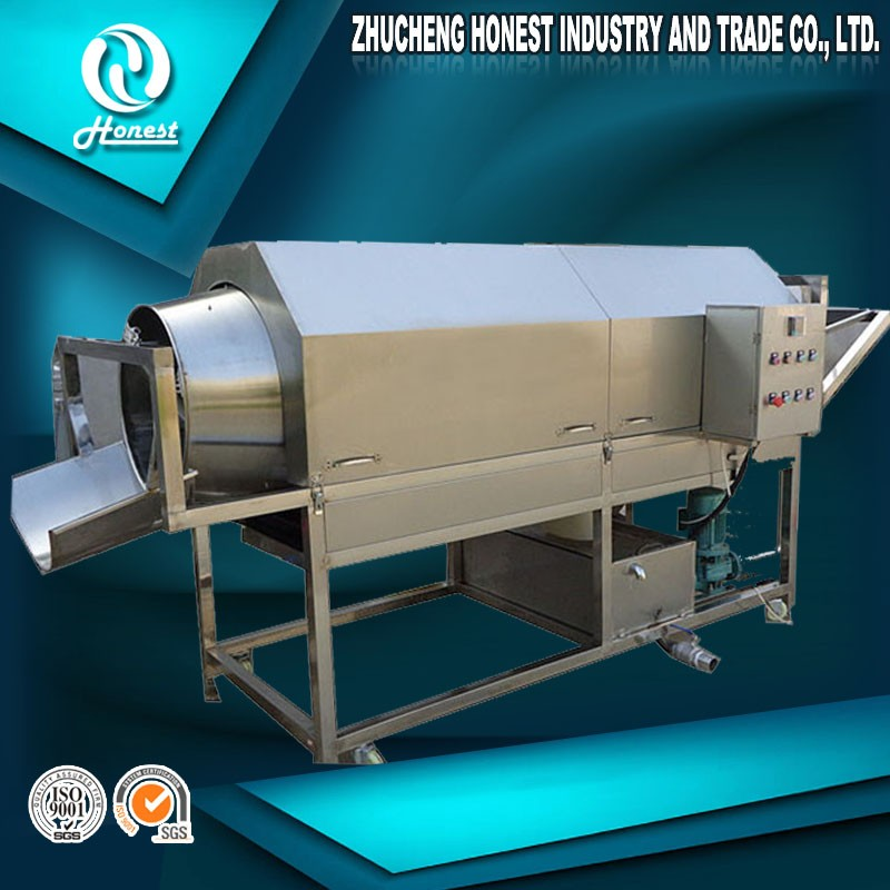 fruit processing and mushroom equipment stainless steel work table/fruit processing