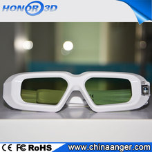 cheaper 3d Active Shutter Video Glasses for 3D movie