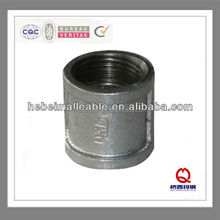 socket joint pipe,galvanized malleable iron pipe socket