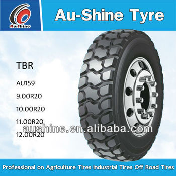 High Performance radial truck tire 295/80R22.5