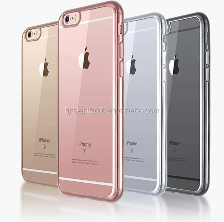 Plating TPU all series for iphone Android mobile phone case