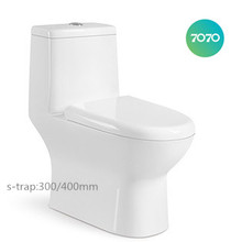 chao zhou cheap Siphonic One Piece s-trap water saving toilet z930