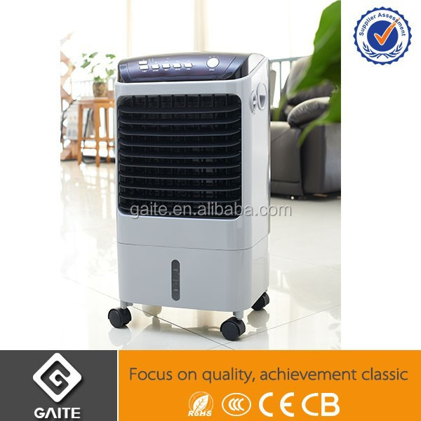 how to use air cooler at home