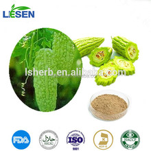 Bitter Melon Extract / Balsam Pear Fruit Extract Powder Charantin 10% 20%
