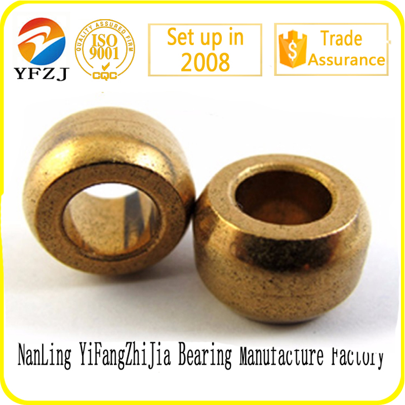 bronze Oilite Spherical Bushing