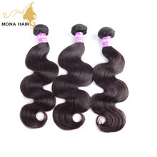 Shopping online website virgin remy malaysian hair weaving cheap hair extension
