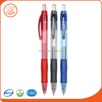 Lantu Retractable Good Quality Color Changing Colorful Glitter Gel Ink Pen Refill Set