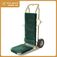 Competitive products and prices used hotel luggage carts