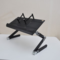 Portable laptop table, folding adjustable laptop table from factory hot selling