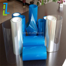 Raw Material Hardness PET Film Rolls Thick Clear Plastic Roll