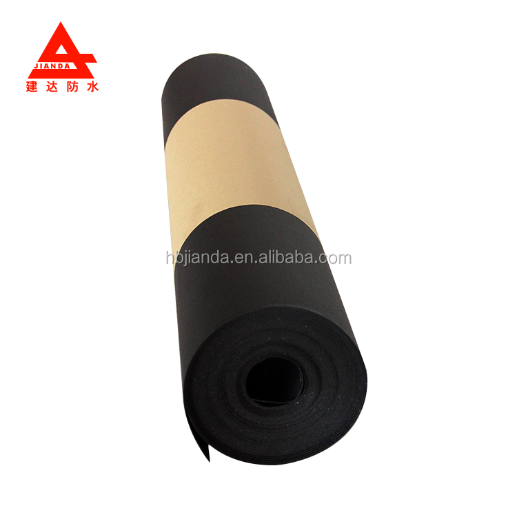 Roof top waterproof materials for sale asphalt black building <strong>paper</strong>