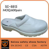 Hospital and medical and nursing shoes and clogs factory in china SC-8813