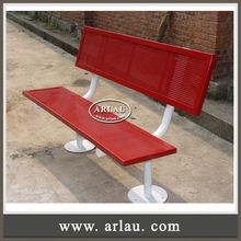 Arlau Elegant Outdoors Furniture,All Weather Park Bench,Cheap Outdoor Chair