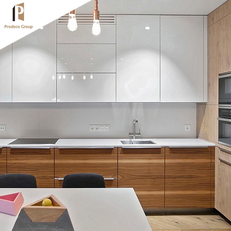 Venta al por mayor diseños de cocinas pequeñas modernas-Compre ...