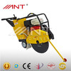 QG180 concrete asphalt Road Cutter with saw blade