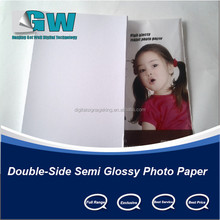 Lower price! KOALA 120-160gsm inkjet double-side high glossy photo paper