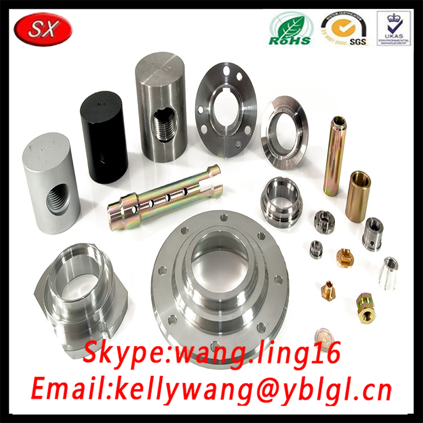 Customize stainless steel car spare parts, truck spare parts,mobile phone spare parts in Guangdong,China