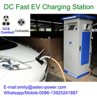 Underground Garage Electric Vehicle Charging Station(DC fast type)