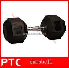 triangle dumbbell