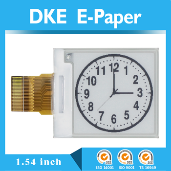 1.54 inch graphic type esl e-paper,Application:e-paper display electronic labels