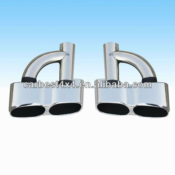 EXHAUST PIPE FOR BENZ S65/W221 MATERIAL:304 S/S