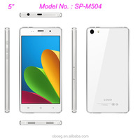 5 Inch Cellular Phone MTK 6582 Quad Core Mobiles Phone Android 5.1 Ips Screen 5inch Smartphone