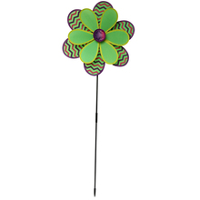 Custom Made Colorful Small Polyester Toy Windmill for Kids