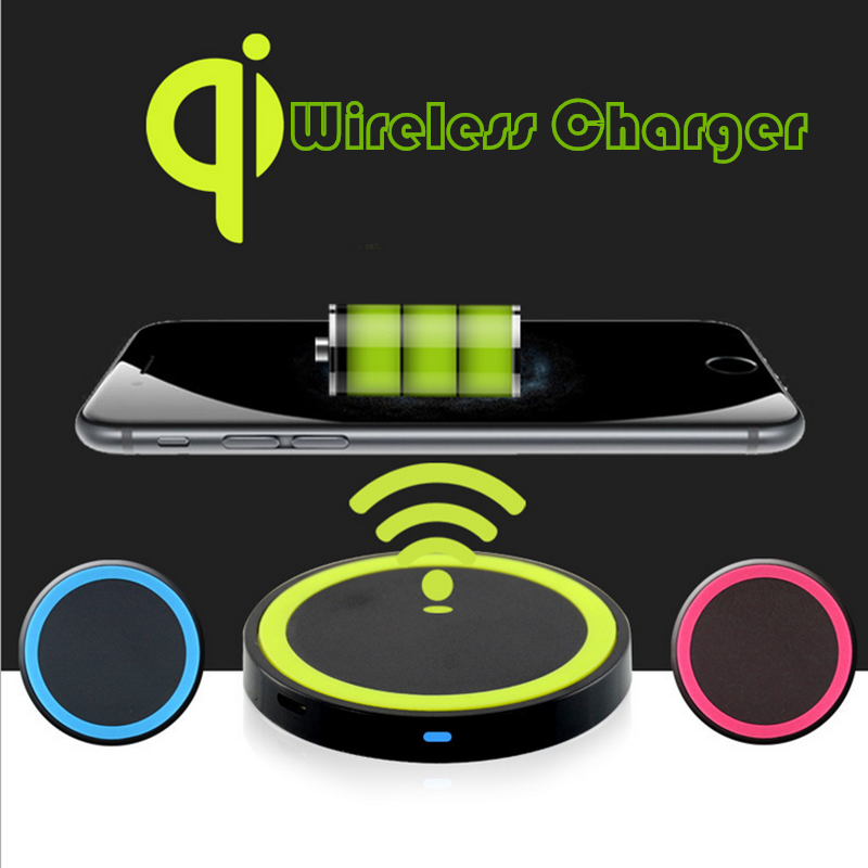 Fast wireless charger for Samsung Galaxy universal wireless phone charger