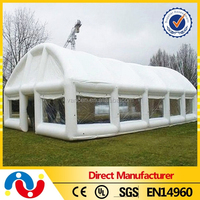 High class inflatable party tent/wedding tent/ marquee tent decoration for sale