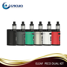 2017 Wholesale 2ml Melo 3 Mini 200W Eleaf iStick Pico Dual Kit