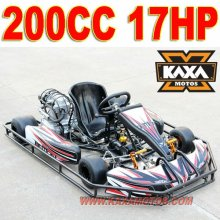 17HP 200cc Go Kart Racing