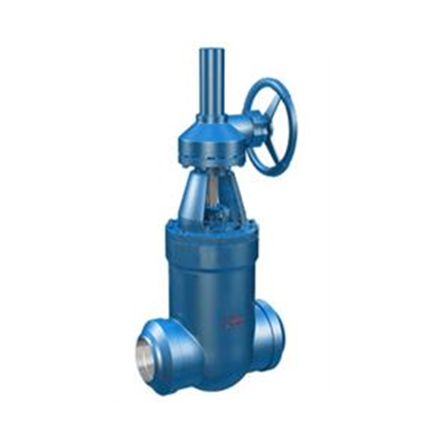 Imported Self-tightening Type Forged Steel Gate Valve