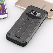 Card holder PC mobile phone case for Samsung s8 and S8 plus with many different colors
