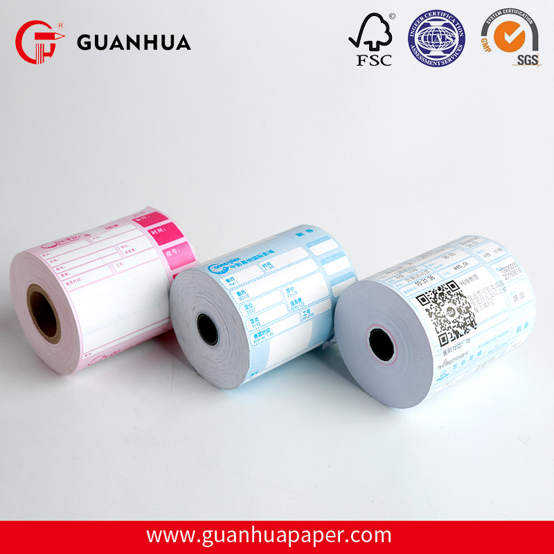 High quality factory movie ticket/bus ticket/admission tickets 57*50mm thermal paper rolls