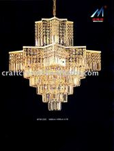 golden classic crystal chandelier pendant lights