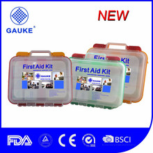 326 Pieces First Aid Kit Exceeds OSHA and ANSI Guidelines