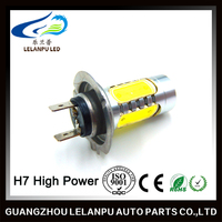 high power led lens fog lamp led lamp h7