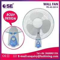 tilting angle industrial style wall mount fan -Product category