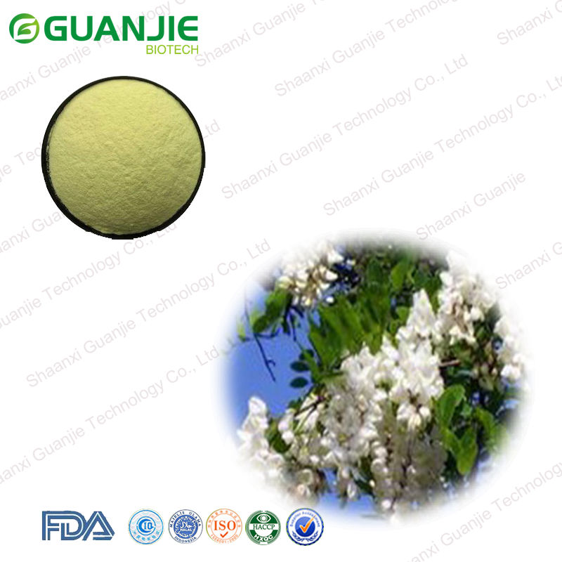 Natural Sophora japonica extract 98% Quercetin