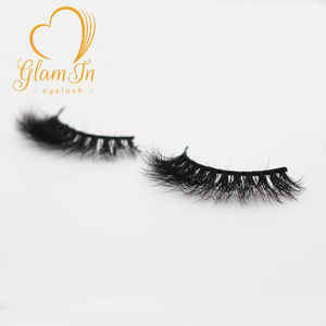 Pure and Charming Styles Private Label 3D False Eyelashes Mink 3D Long False Lashes