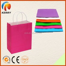 Hot Sale Paper Bags With Your Own Logo Wholesale